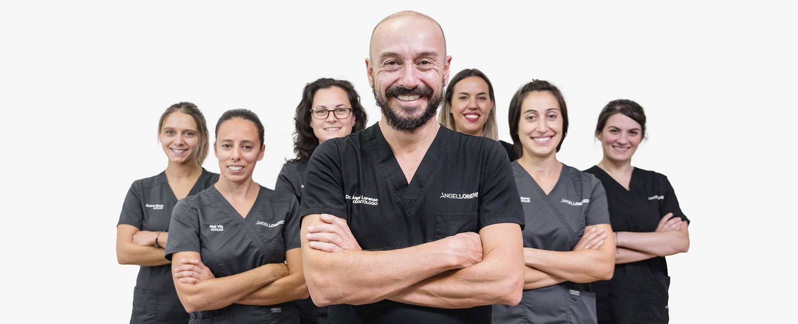 clinica dental angel lorenzo_equipo2_feliz 2020